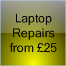 Laptop repairs in Southampton from £25